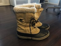 Sorel Winter Boots with Wool - Size 12 Toronto, M5V 3J7
