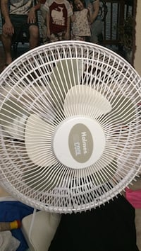 white Holmes desk fan Mechanicsville, 23111