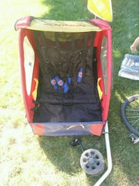 Bike trailer Aurora, 80010