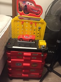 Cars kids toy bench price is Obo Ladysmith, V9G