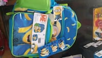 Brand new minion back pack Paterson, 07502