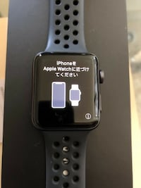 Apple Watch Series 3 GPS+Cellular Silver Spring