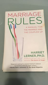 Marriage Rules book by Harriet, Lerner Ph.D Chicago, 60618