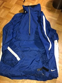 blue and white Nike zip-up jacket Toronto, M9A 4M6