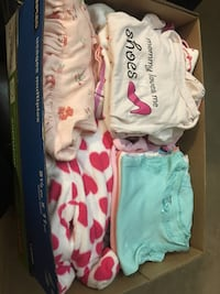 Baby girl clothes 0-6m  Barrie, L4M 6J3