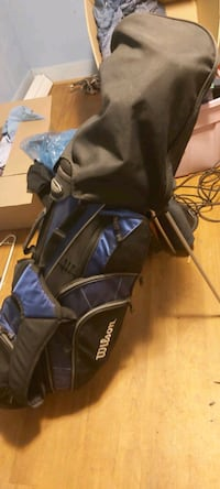 Wilson golf bag with Ram golf clubs Welland