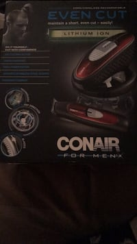 Cordless hair cutter and trimmer  Ontario, M8Z 2A2