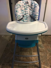 Chicco Stack 3-in-1 Highchair San Jose, 95112