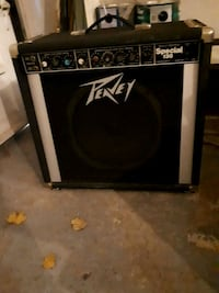 black and white Peavey guitar amplifier Brantford, N3T 6A5