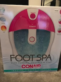 Brand new Foot Spa