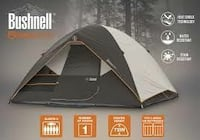 Bushnell 6 person dome tent Accokeek, 20607