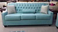 CUSTOM MAKE YOUR OWN BRAND NEW TUFTED SOFA FOR ONLY $650 Toronto