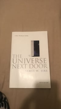 The Universe Next Door fifth edition by James W. Sire book