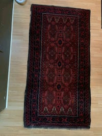 Handmade Antique Persian Rug carpet