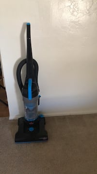 black and blue upright vacuum cleaner Thousand Oaks, 91320
