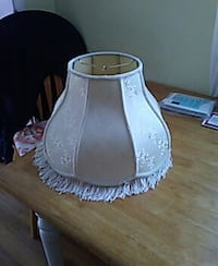 Very Beautiful lamp Shade only 15. Northborough, 01532