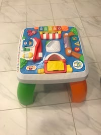 baby's white and green learning table Indian Head, 20640