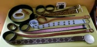 10 pcs. Ladies Belts Bowie, 20715