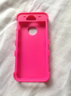 Pink case for iPhone 5s