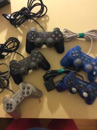 Assorted PlayStation accessories Edmonton, T5E 2M8