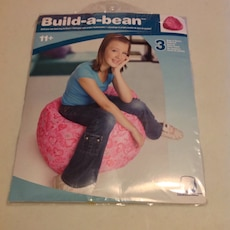 Build -A-Bean Pink Cover Case | Brand New
