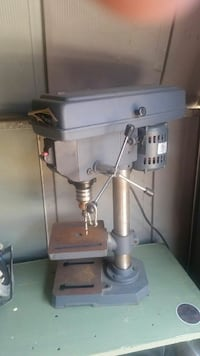 gray and brown drill press Bakersfield, 93301