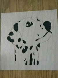 10 x10 scroll saw picture.  Ready to hang.  Calgary, T3E 3P5