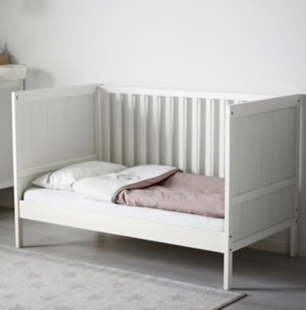 reputable site 247da c55f7 Used Ikea Sundvik toddler bed with or without mattress for ...