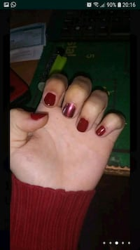 Manicura a domicilio Madrid