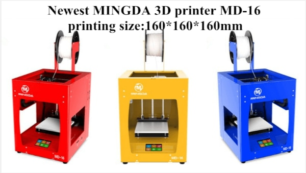 red, yellow, and blue 3D printers for sale  Toronto