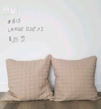 Large Bed Throw Pillows