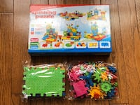 Spinning Puzzle Toy, 2 Sets, Perfect Condition Toronto, M6J