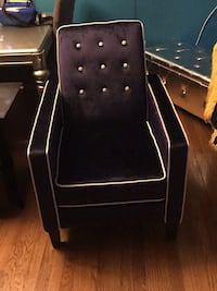 Purple chair with white piping....brand new Temple Hills, 20748