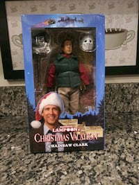 Clark Griswold: Christmas Vacation figure   Gaithersburg, 20886