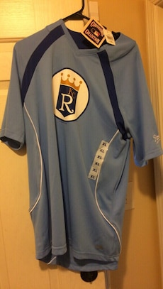 Size XL Coopertown Collection KC R shirt NWT