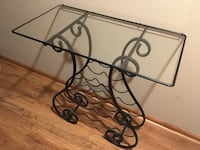 Wine table rack Des Plaines, 60016