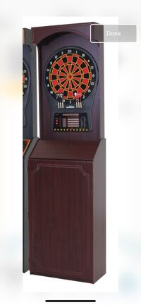 BRAND NEW DART BOARD WITH CABINET Roselle, 60172