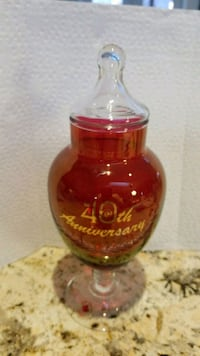 40th Anniversary coloured Glass Barrie, L4N 9S2