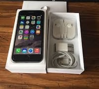 space gray iPhone 6 with box WASHINGTON