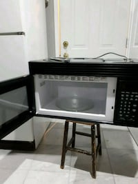 black and white microwave oven 548 km