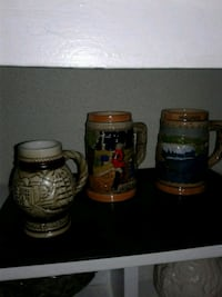 Beer mugs  Châteauguay, J6J 3L6
