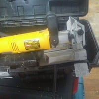 black and yellow power tool Surrey, V3X 1E6