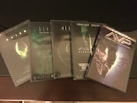 Alien complete collection Ashburn, 20147