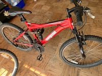 Mountain bike mongoose