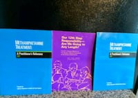 Drug Abuse Recovery Books (ALL FOR $4)