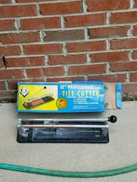 """12"""" Tile Cutter Columbia, 21045"""