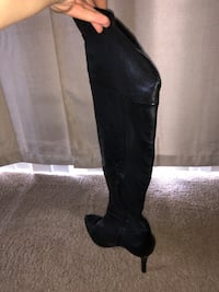 Coach leather knee high boots. Alexandria, 22306