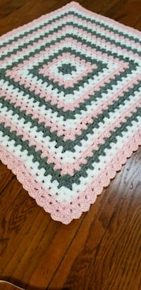 Crocheted baby blanket  North East, 21901