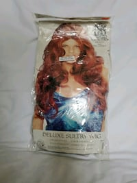 Long Red Haired Costume Wig Portland, 97230