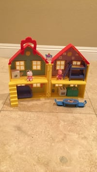 Peppa Pig toy play house Poway, 92064